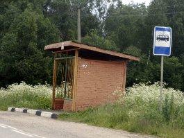 На пригородных маршрутах Удмуртии появятся новые автобусные остановки