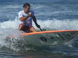 Серфер установил мировой рекорд, покорив волну высотой 27 метров