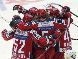 Сборная России обыграла финнов в стартовом матче Кубка Карьяла