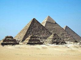 В Египте в «день шести единиц» закрыли пирамиды