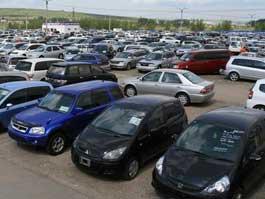 За 2011 год жители Удмуртии купили более 12 тысяч иномарок