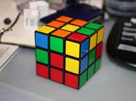 Подросток из Шотландии установил рекорд с кубиком Рубика