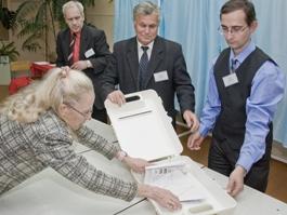 Избиратели Ижевска могут проверить есть ли они в списках