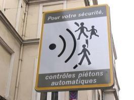 Пешеходам запретили бегать