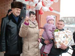 В Ижевске сдали первый дом микрорайона А11