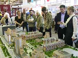 Выставки «Город XXI века» и «Мебель. Деревообработка» в новом сезоне