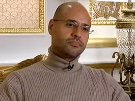 Сыну Каддафи грозит смертная казнь