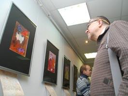 В Ижевске показали «божественные» работы художника Шагала