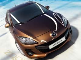 Зимой до «минус» 70 тысяч рублей при покупке новой Mazda
