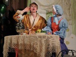 В 2012 году в Ижевске должен открыться театр юного зрителя