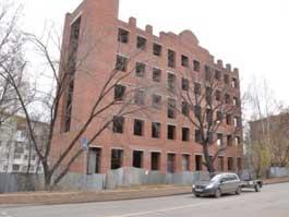 Ижевское здание на Коммунаров построено незаконно?