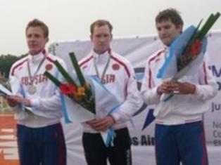 Спортсмены из Удмуртии завоевали серебро на первенстве мира по пятиборью
