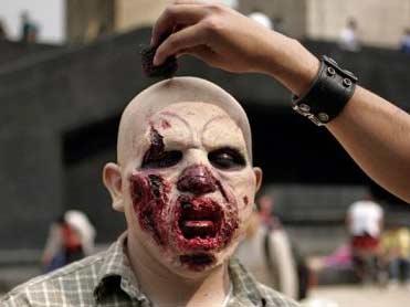 Мехико оккупировали почти 10 тысяч зомби