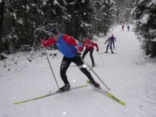 Лыжники из Удмуртии отличились на «Кубке Хакасии»