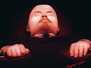 Тело Ленина выставили на тотализатор