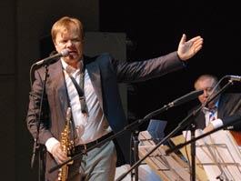 Джаз-фестиваль в Ижевске: Игорь Бутман отогревался в лимузине
