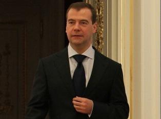 Дмитрий Медведев призвал голосовать за будущее России