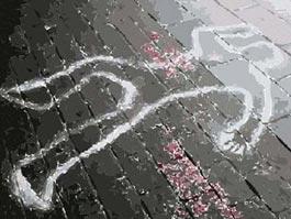 В Москве участника драки на ножах и вилках выбросили с четвертого этажа