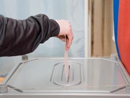 Сити-менеджер Ижевска проголосовал одним из первых