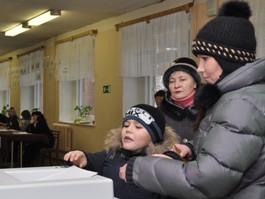 В Ижевске на 15:00 проголосовало почти 36% избирателей