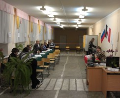 В Удмуртии «Единая Россия» к утру, 5 декабря, набирает 45%