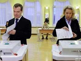 Предварительные итоги выборов: у