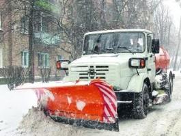 Из-за снегопада в Ижевске перекрыли Славянское шоссе