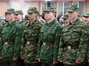 Из-за нехватки призывников в армию будут добирать выпускников вузов