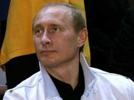 Владимир Путин подал документы для регистрации на президентских выборах