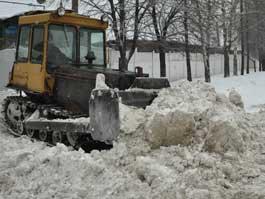 ГИБДД наказало тех, кто не чистит от снега дороги в Ижевске