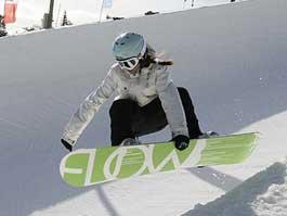 В Ижевске пройдет этап Кубка России по сноуборду