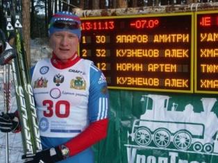 Лыжник из Удмуртии возглавил общий зачет Кубка России