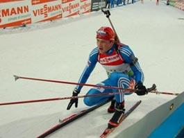 Биатлонист из Ижевска принес победу сборной России