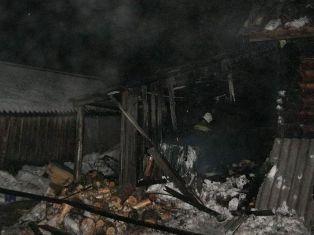 В Удмуртии заживо сгорела семья: 2 взрослых и 3 детей