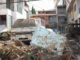 Число погибших от шторма на Филиппинах приближается к 1 тысячи человек