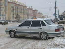 Такси исчезнут с улиц Ижевска