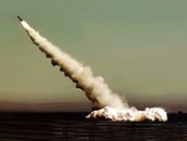 «Юрий Долгорукий» успешно выполнил залповый пуск двух ракет «Булава»