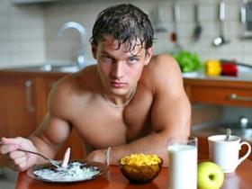 Ученые выяснили, каким должен быть завтрак настоящего мужчины