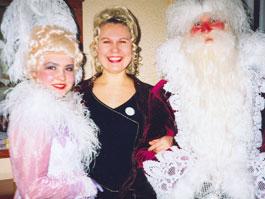 Новый год в Ижевске в 1990-е-начале 2000-х: Первые караоке-вечеринки и стриптиз-шоу