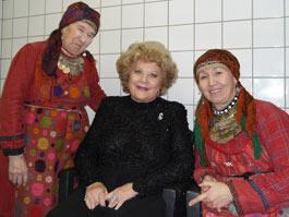«Бурановские бабушки» поздравят россиян с Новым годом