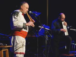 В Ижевске показали «русский народный джаз»
