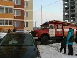 В Ижевске неизвестный сообщил о минировании многоэтажки