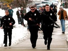 В США полиция застрелила 15-летнего школьника