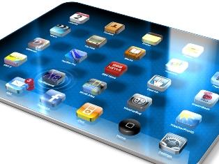 В январе 2012 года Apple может представить сразу два новых планшетника