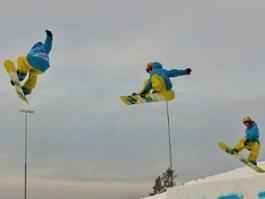 В Удмуртии появилась сборная сноубордистов-акробатов