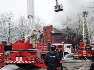В Москве в ресторане прогремел взрыв
