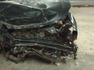 В Ижевске пьяный водитель сбил девушку на тротуаре