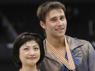 Кавагути и Смирнов снялись с чемпионата Европы по фигурному катанию