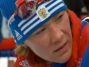 Биатлонистки из России остались без медалей в первой гонке Кубка мира