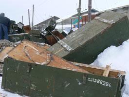 Ижмашевское оружие продолжают находить на свалках Удмуртии